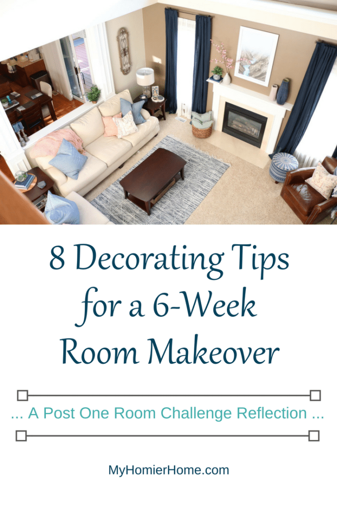 Decorating Tips for a Room Makeover