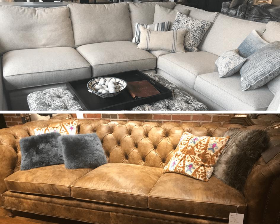 Arhaus couches
