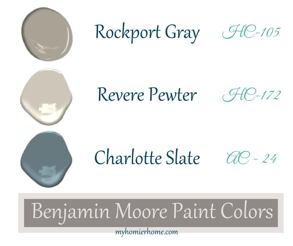Benjamin Moore Bathroom Colors: My Top 3 Benjamin Moore Bathroom Paint Colors