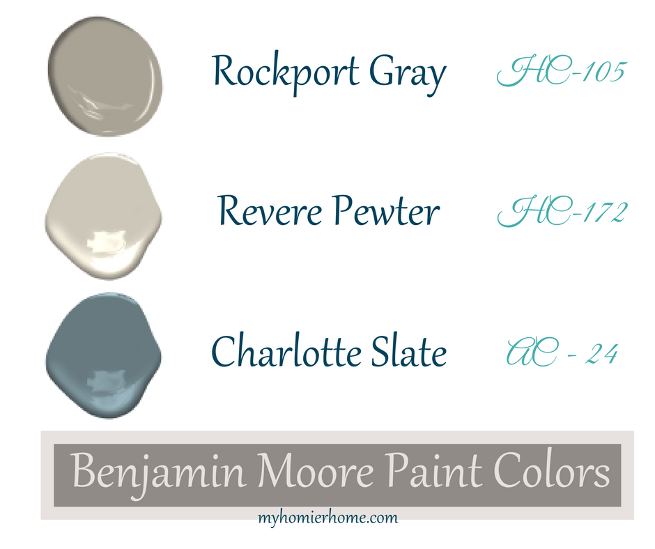 My Top 3 Benjamin Moore Bathroom Paint Colors My Homier Home,Kitchenaid Dishwasher Installation Brackets