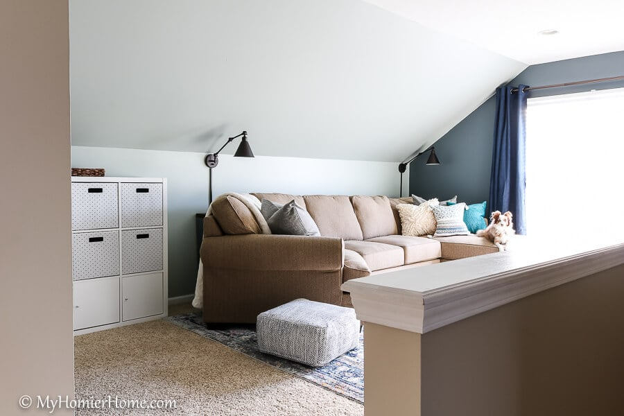 Welcome to the bonus room makeover final reveal!