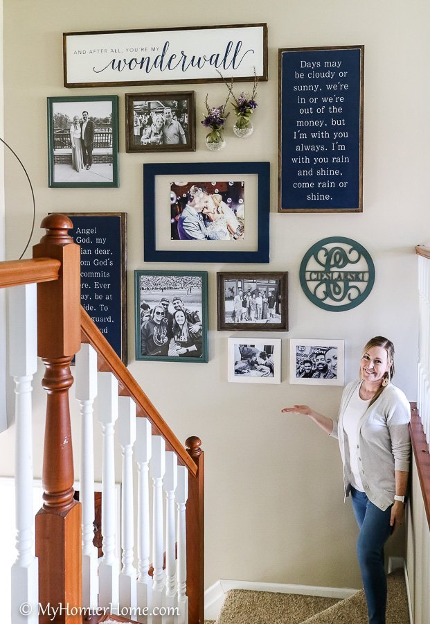 Looking to create the perfect gallery wall? These 7 steps will ensure you get it right the first time!