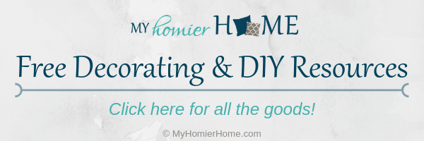 Get all the free decorating and DIY resources for your next home project right here!