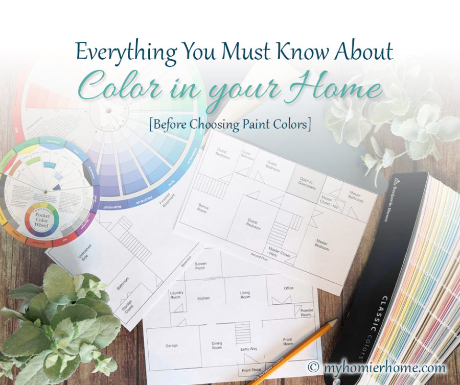Everything You Must Know About Color in your Home