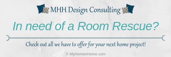 In need of a room rescue? MHH Collaborative Consulting is here to help!
