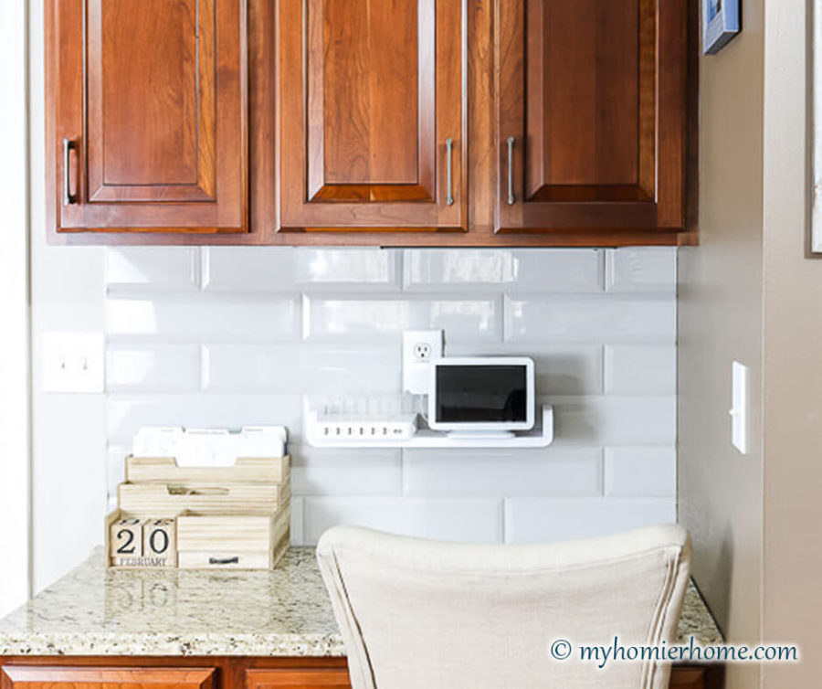 Tips for Kitchen Desk Organization & Decluttering | Quick Wins Series