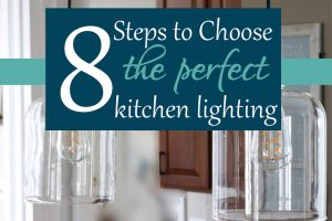 How to Choose the Perfect Kitchen Lighting
