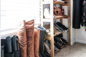 Tackling the Master Closet Part 2: Organizing | Quick Win Series