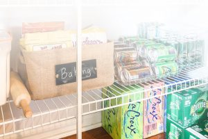 3 Things You Must Do When Organizing Your Pantry