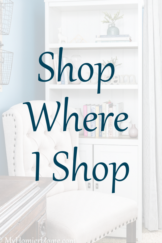 Shop Where I Shop