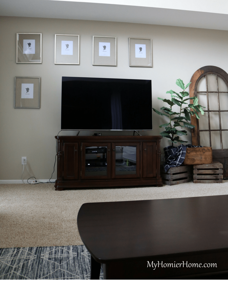 ORC Living Room Refresh Gallery Wall Front