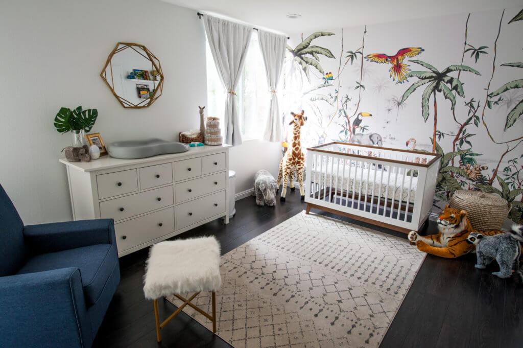 Baby Boy Nursery Jungle Theme Online